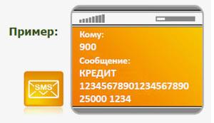 Как оплатить кредит через мобильный банк Сбербанка?