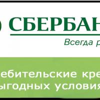 Как подать онлайн-заявку на кредит в Сбербанке?