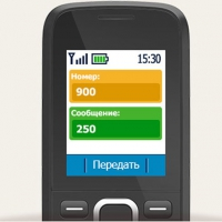 Как пополнить счет телефона через Мобильный банк?