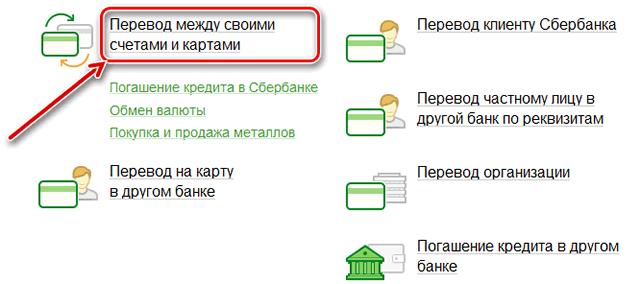 Как сделать перевод по телефону с карты на карту сбербанка