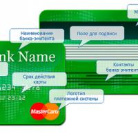 Как посмотреть реквизиты счёта или карты в Сбербанк Онлайн?