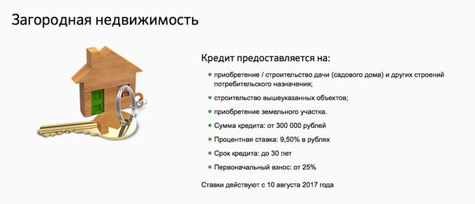 ипотека на строительство условия 2017 заговорил