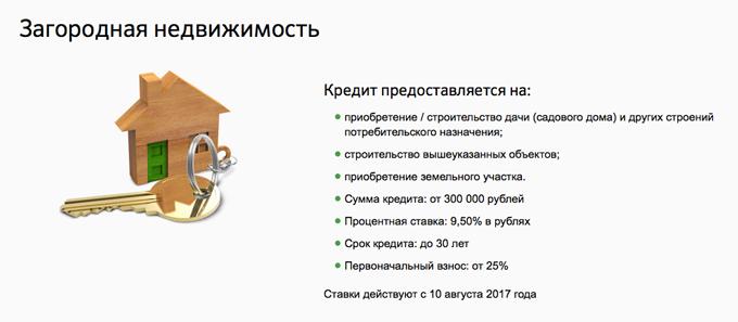 Ипотека для пенсионеров в Сбербанке: условия в 2017 году