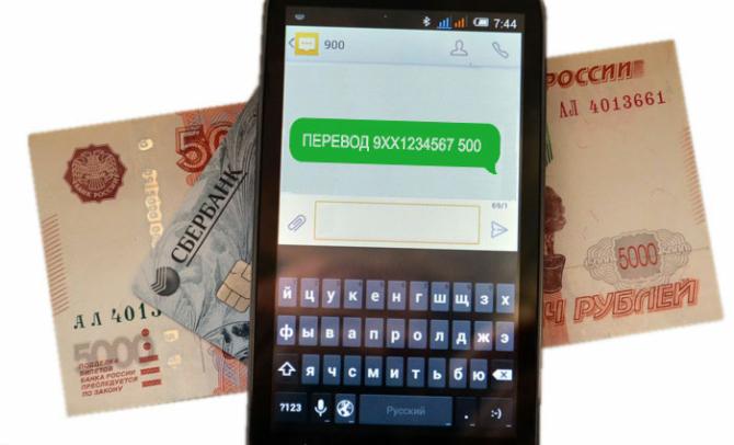 Как перевести деньги с карты на карту Сбербанка через СМС: 3 способа