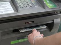 Как снимать и вносить деньги в банкоматах Сбербанка